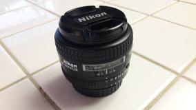 Lente Nikon 50m 1.4