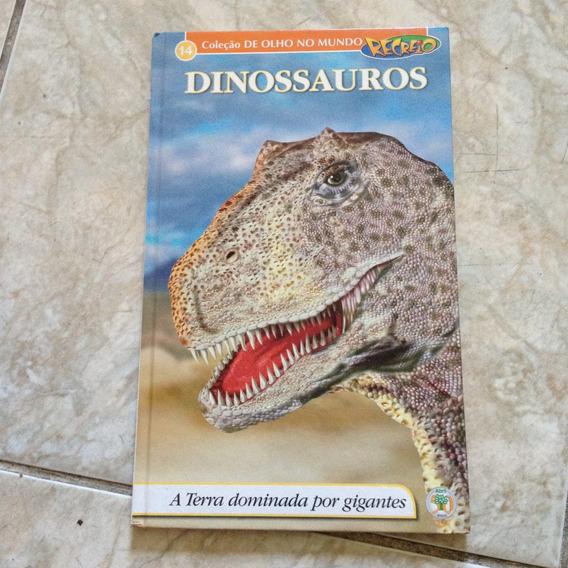 Livro Dinossauros A Terra Dominada Por Gigantes Vol14 C2