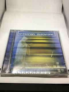 Cd Original - Gregorian Electronic Varios Temas