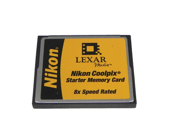 Nikon Coolpix Starter Meamory Card 16mb P/n 2261-016