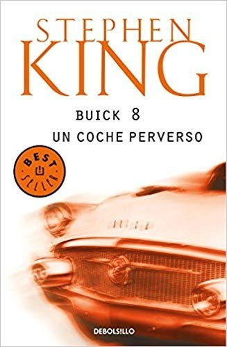 2 Livros - From A Buick 8- Buick 8, Un Coche Perverso-s.king