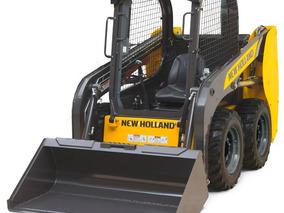 Minicargadora New Holland Ls 160