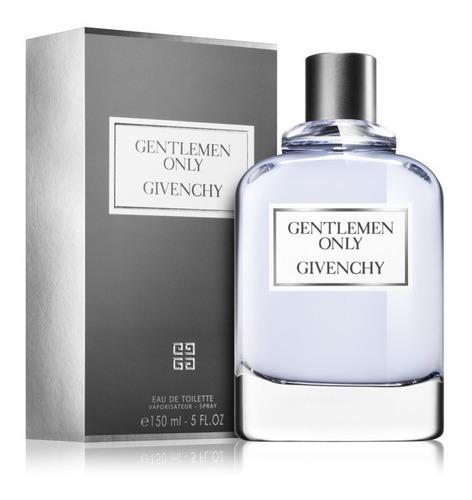 Imagen 1 de 1 de Gentlemen Only Givenchy Edt 150ml / Prestige Prfums