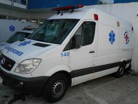 Vendo Ambulância Uti Sprinter Cdi 415 12/13 R$ 80.000,00 Pr