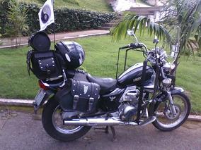 Motocicleta Husky Sanyang