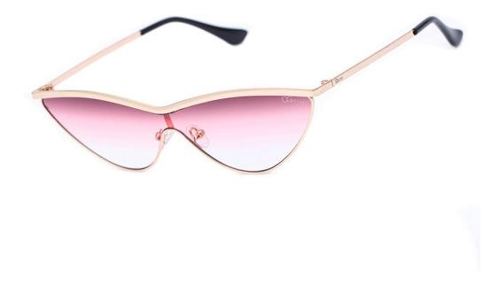 Oculos Ogrife Solar Feminino Og 1476-c Proteção Uv Blogueira