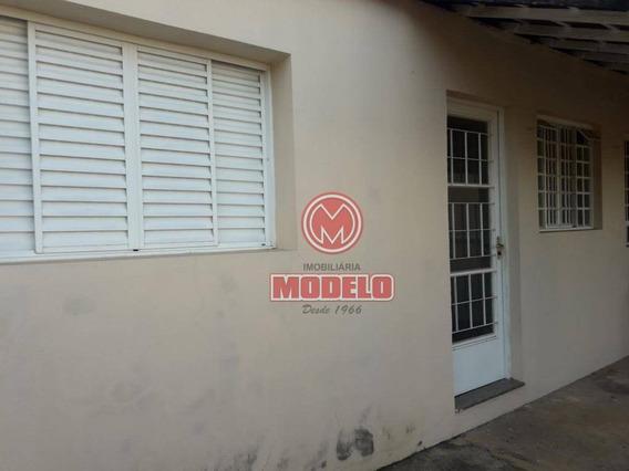 Casa Para Alugar, 35 M² Por R$ 680,00/mês - Centro - Piracicaba/sp - Ca1481