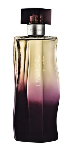 Perfume Essencial Exclusivo De Natura, 100 Ml + Envio Gratis