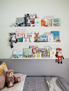 Repisa Montessori 1 Pieza De 1m