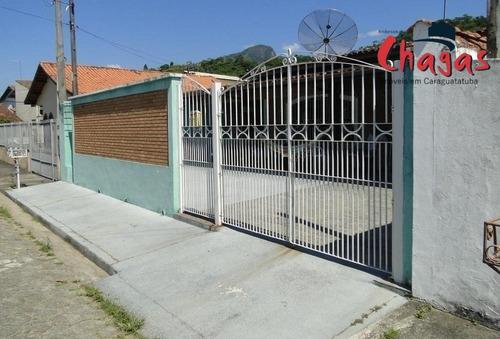 Casa De 03 Dormitórios Em Caraguatatuba - 1325