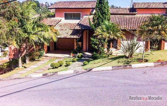 Casa Condomínio Fechado - Parque Das Artes - Ca0603