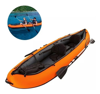 Kayaks Inflable Hydro Force Ventura Bestway + Vela Regalo