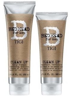 Bed Head Tigi Peppermint Conditioner Shampoo De Menta