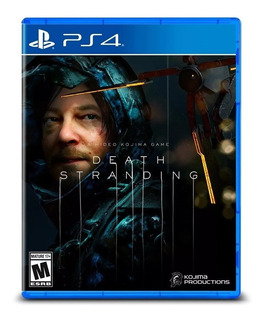 Death Stranding Ps4 Fisico Preventa Oficial + Taza Jazz Pc