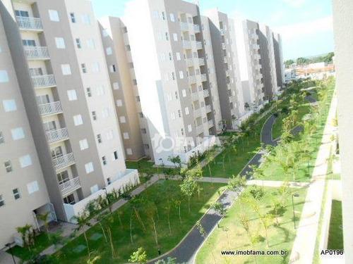 Apartamento À Venda, 70 M² Por R$ 450.000,00 - Residencial Premiere Morumbi - Paulínia/sp - Ap0196