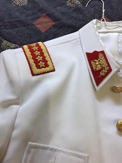 Uniforme Don Augusto Pinochet
