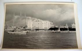 Cartão Postal Antigo Recife-pe Barco