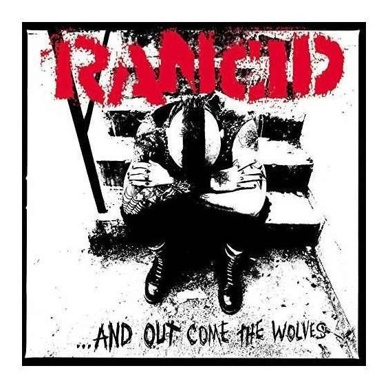 Rancid And Out Come The Wolves Importado Lp Vinilo Nuevo