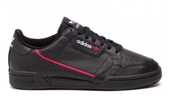 Tenis adidas Origials Continental 80 Negro G27707