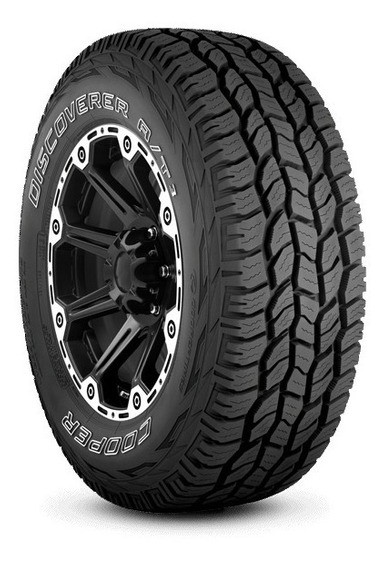 Neumatico Cooper 265/65 R17 112t Tl Discoverer A/t3 4s