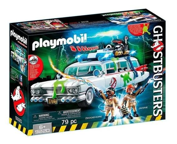 Playmobil Veiculo Caça Fantasma Ecto 1 Sunny 9220