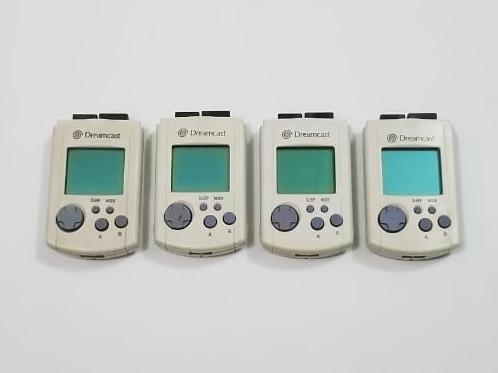 Memory Card (vmu) Original Sega Dreamcast Japonês.