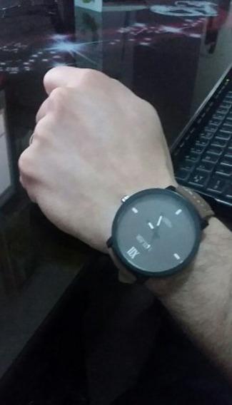Relógio Masculino Miler Luxo Quartzo Esporte Social