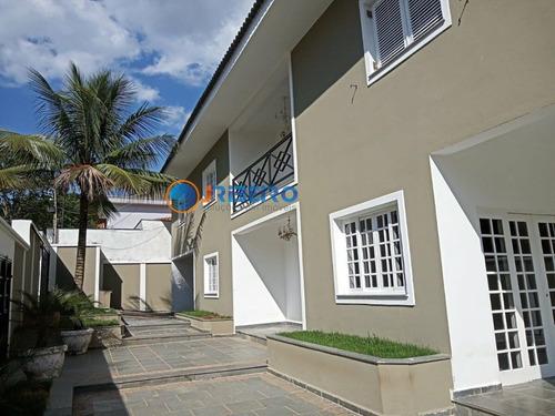 Imagem 1 de 30 de Casa Alto Padrão Para Venda 4 Dormitorios 3 Suites 5 Vagas Piscina Sauna Quintal  Em Tremembé São Paulo-sp - 138225g