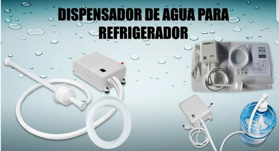 Bomba De Agua Tipo Dispensador Electrico