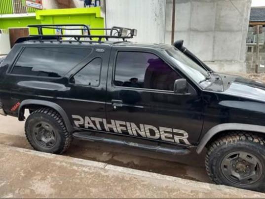 Nissan Pathfinder 1992 2.7 4x4 D