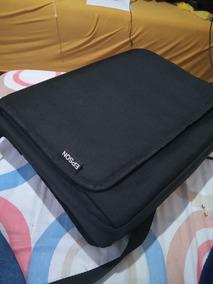 Bolsa Mochila Bag Projetor Epson Original Serve Em Outros