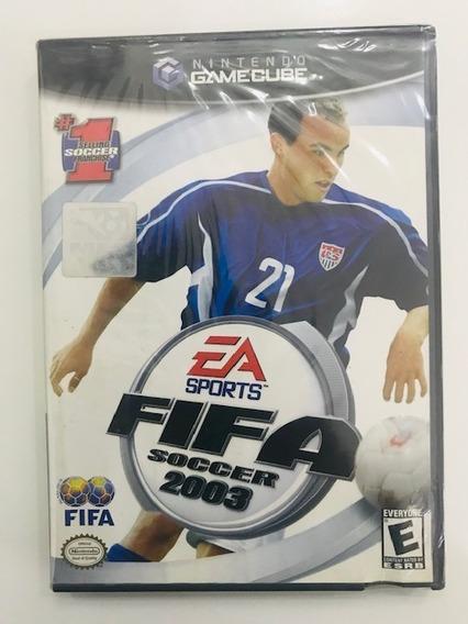 Game Cube Fifa 2003 Gc