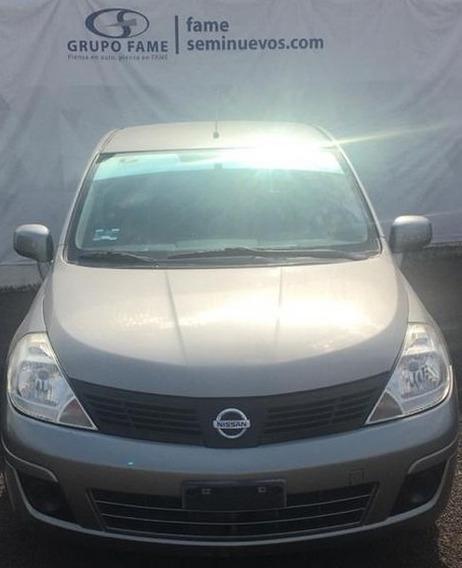 Nissan Tiida Sense 4 Puertas