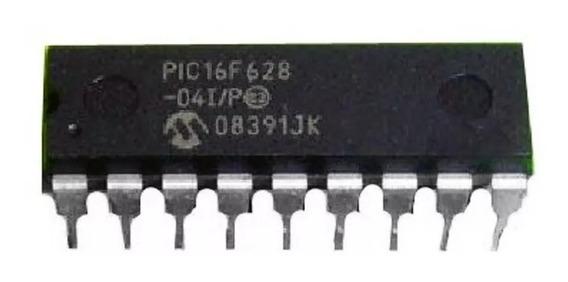 Pic 16f628a Microcontrolador Microchip