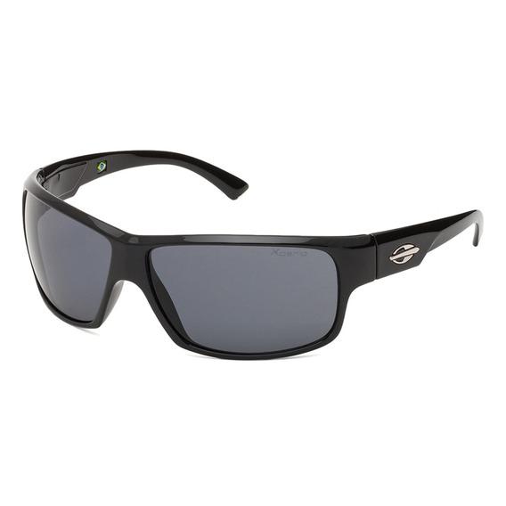 Oculos De Sol Mormaii Joaca 2 Preto Bril L Cinza Polariz.