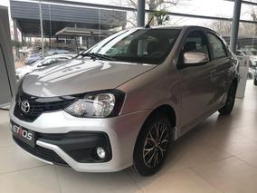 Toyota Etios Sedán 4p Xls 4a/t.- Asahi Motors