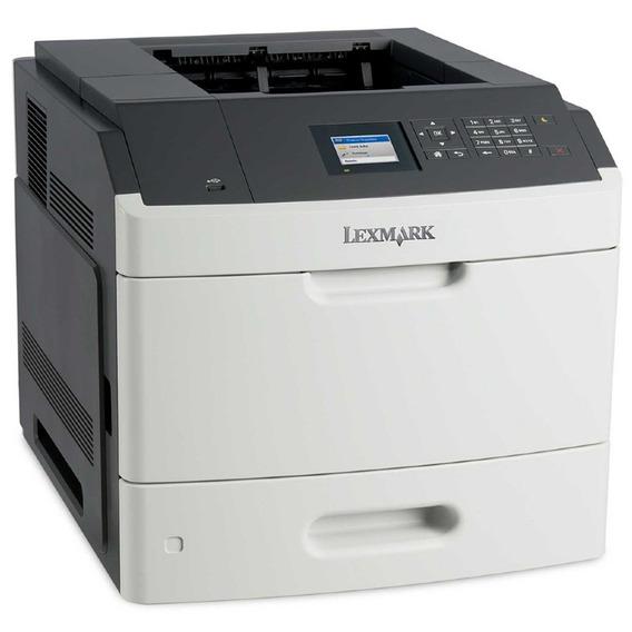 Impressora Laser Mono Lexmark Ms811dn Nova