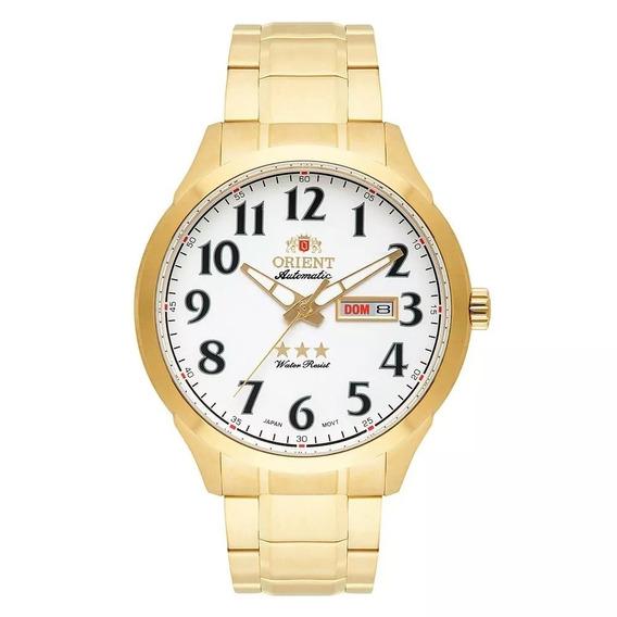 Relógio Orient Masculino Automático Original 469gp074 S2kx