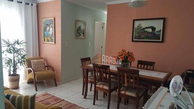 Apartamento A Venda Com 3 Dormitórios Na Vila Cisper - Ap1175