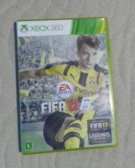 Fifa 17 Original Xbox 360