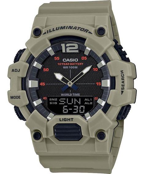 Relógio Casio Masculino Hdc-700-3a3vdf
