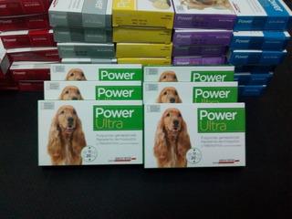 Pipetas Power Ultra Para Perros De 10 A 20 Kg
