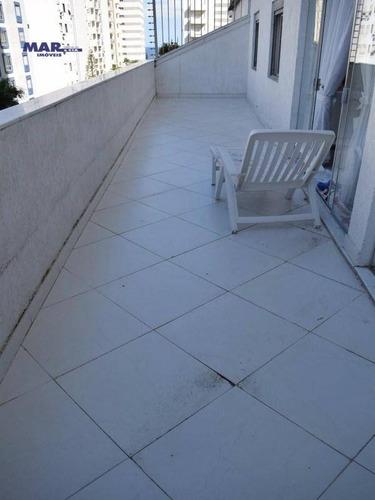 Imagem 1 de 13 de Apartamento Residencial À Venda, Barra Funda, Guarujá - . - Ap11024