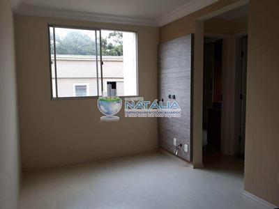 Apartamento Com 2 Dorms, Paraisópolis, São Paulo - R$ 215 Mil, Cod: 62974 - V62974