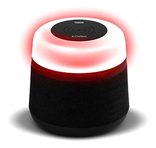 Parlante Portátil Novik Wcharge Bluetooth Usb Sd Audioritm