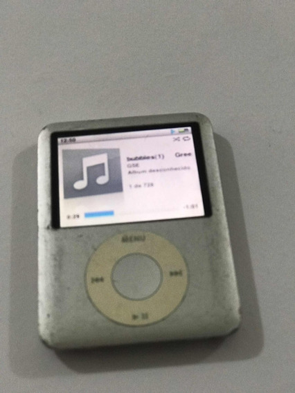 Apple iPod Nano 3 Geração 4 Gb