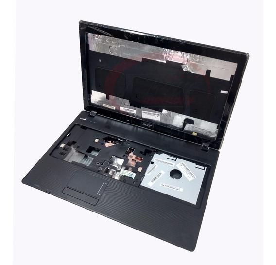 Carcaça Complet Gateway Nv51b08u Ap0fq00014