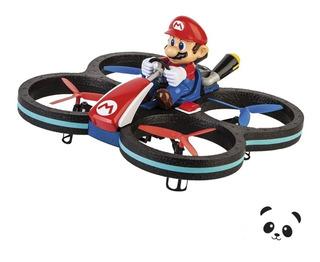 Mario Copter Drone Nintendo Carrera