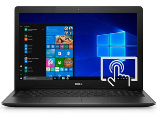 Notebook Dell Intel Core I5 Pantalla Touch 256gb Ssd 8gb Ddr