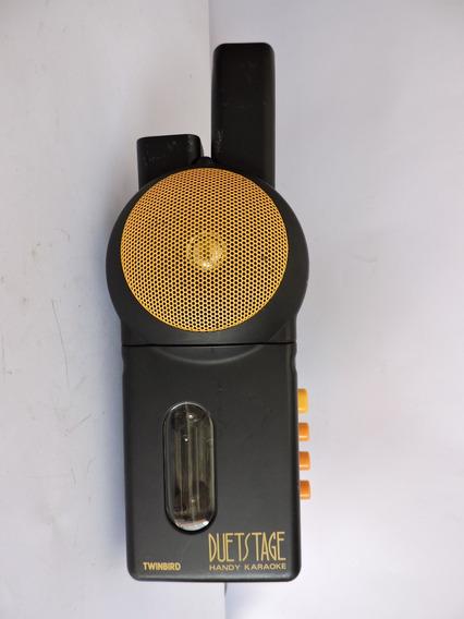 Walkman Raro Karaoke Fita Duetstage Antigo Veja Video